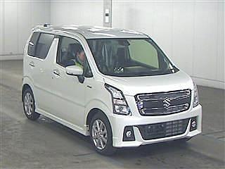 SUZUKI WAGON-R