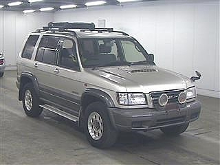 ISUZU BIG HORN